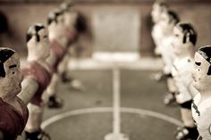 We could play table football for it... by Chris Wild, via Flickr