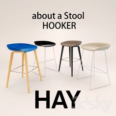 HAY About a Stool Hooker