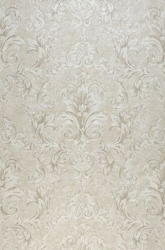 Damask wallpapers can be subtle without losing any of their noblesse. With this glorious wallpaper design, the world-famous house of Versace proves. Wallpaper Stencil, Damask Wallpaper, Painting Wallpaper, Wallpaper Samples, Colorful Wallpaper, Designer Wallpaper, Pattern Wallpaper, Iphone Wallpaper, Victorian Wallpaper