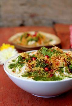 Papri chaat dian street food ghar ki yaad aa gaayi dahi bhalla indian snacksindian food recipesindian forumfinder Gallery