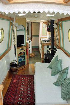 Canal Boat #boats #canals #narrowboats
