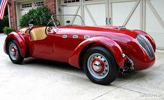 1950 Healey Silverstone Sports Roadster