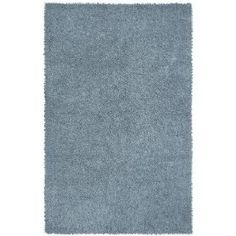 Gray 30X50 Shagadelic Chenille Twist Rug with Free Shipping