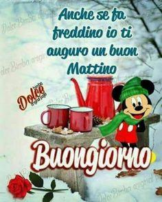 Buongiorno Che Freddo Che Fa