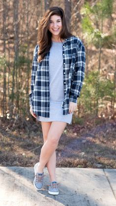 Easy Days T-shirt Dress – I Do Declare Boutique #idodeclareboutique #casualdress