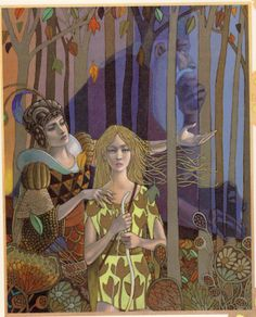 The Art of Leo and Diane Dillon: Claire Martin: The Race of the Golden Apples