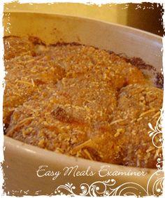 Parmesan crusted pork chop recipe - National easy meals | Examiner.com
