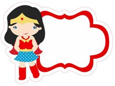 marcos divertidos Superhero Names, Superhero Classroom, Classroom Labels, Classroom Themes, Kindergarden Art, Student Name Tags, Cute Picture Frames, Wonder Woman Birthday, Diy And Crafts