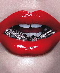 Grillz by Christian Ferretti for Interview April 2013