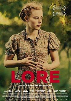 Lore (2012)   ČSFD.cz Movie Poster Font, Movie Poster Template, Movie Poster Frames, Movie Posters, Indie Movies, Oscar, Indie Games, Prime Video, Thriller