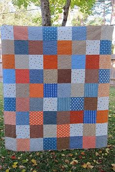 Basics of quilting also a link to binding tutorial as well as free motion stippling