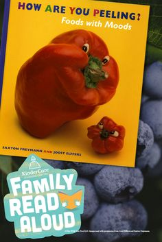Feeling squashed? These peppers will perk you up!  Buy the children's book here!