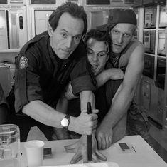 Aliens: Behind the Scenes Aliens 1986, Aliens Movie, Blade Runner, Aliens Colonial Marines, Lance Henriksen, Man In Black, Giger Alien, Sci Fi Horror, Horror Movies