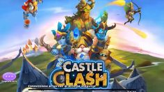 Castle Clash Hack Gems Gold Mana / Free / iOS & Android