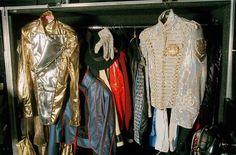 Michael's wardrobe in HIStory Tour.