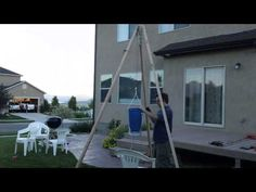 Build Your Own Backyard Diy Dunk Bucket