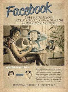 Facebook anos 50