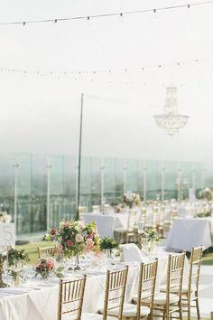 77 Breathtaking Rooftop Wedding Ideas To Rock   HappyWedd.com