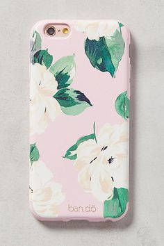 Gardenia iPhone 6 Case @ Anthropologie!