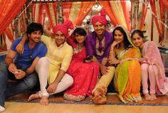 Kratika Sengar With Punar Vivah Team