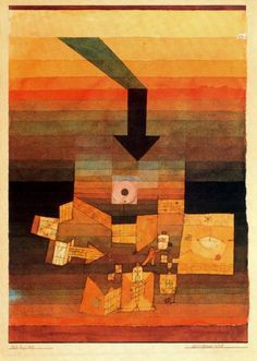 Paul Klee - Affected Place