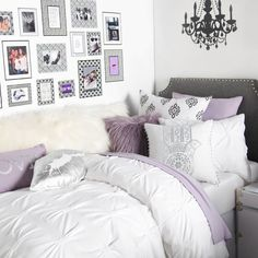 19 Best White Cable Knit Pillow - Https Www Peacockalley Com Daily Https Www Peacockalley Com. See Also Warm In Bed Better Wellfirs Smart Warm Water Mat Dorm Room Designs, Girl Bedroom Designs, Room Ideas Bedroom, Small Room Bedroom, Bedroom Decor, Purple Dorm Rooms, Cool Dorm Rooms, Guest Room Office, Aesthetic Room Decor