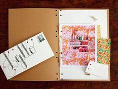 5-56 presentation folder  stylist bjo bjurulf Presentation Folder, Notebook, Projects, Cards, Design, Log Projects, Blue Prints, Maps