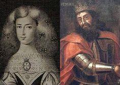"""Dom Pedro, fils du roi du Portugal, marié à Constance de Castille, s'éprend d'Inès de Castro, une des dames d'honneur de son épouse. Les jeunes gens deviennent amants. Le roi Alphonse IV exile la jeune fille mais elle retrouve son amant à la mort de l'épouse légitime. De cet amour naissent plusieurs enfants. Alors que Pedro est absent, le roi fait assassiner Inès ce qui déclenche une guerre sans merci entre le père et le fils. De ce drame, Henri de Montherlan a écrit """"La Reine morte"""""""