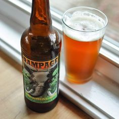 Beer Review: Rampage Imperial IPA from Black Diamond Brewing Company — Beer Sessions