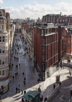 CJWHO ™ (South Molton Street Building, London, England, UK...)
