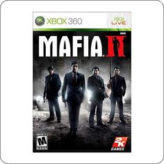Xbox 360 Mafia 2 R$79.90