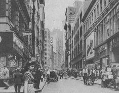 Image result for street new york 1940