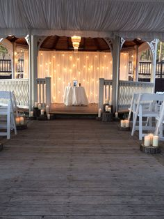 Andrea and Allen Destination Wedding, Wedding Venues, Wedding Ideas, Got Married, Getting Married, Ceremony Decorations, Table Decorations, Wedding Memorial, Receptions