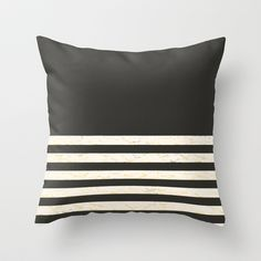 Night Throw Pillow by TT+SMITH by Haina - $20.00