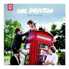 One Direction's album now has some cover 'art' - Popjustice ❤ liked on Polyvore