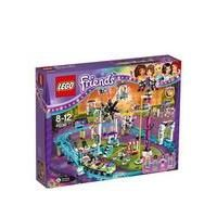 Lego Friends Amusement Park Roller Coaster Set 41130