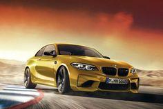 Hình ảnh BMW M2 facelift 2018 được hé lộ trên web BMW Bỉ