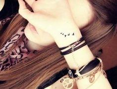 Small cute tatoo!