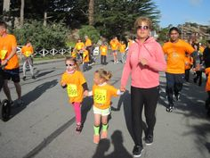 My #Bariatric Life running my first 3k with my granddaughter and her friend.