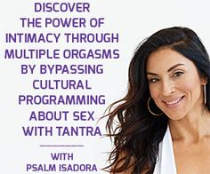 Psalm isadora tantric sexual health