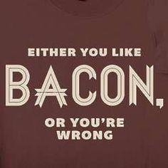 Every Bacon-Lover needs this shirt! Davids Christmas Shirt