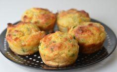 Muffins aux légumes Weight watchers, Ces petits gâteaux salés tellement moelleux et légers à réaliser facilement chez vous.