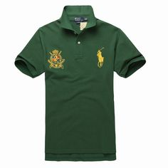 Ralph Lauren Big Pony Men Polo