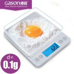 Gason Z1S LCD mini jewelry gram digital electronic kitchen weight weighing pocket scale balance 3kg 0.1g table scales steelyard bake ** Locate this excellent piece on AliExpress.com, simply click the image. #KitchenMeasuringTools