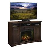 """Found it at Wayfair - Brentwood 64"""" TV Stand with Electric Fireplace"""