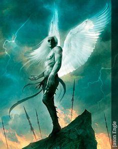 Arconte - Seres Mitológicos y Fantásticos