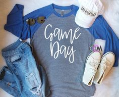 GAME DAY Shirt, Foot