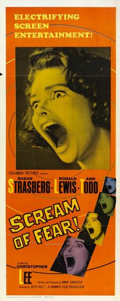 In Britain during the 1950s and 60s Hammer Film Studios became synonymous with horror movies, though their output was a lot more varied than that including even the odd pirate adventure for instanc…