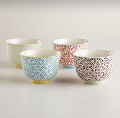 Charlotte bowls