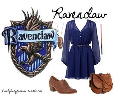 Ravenclaw outfit set